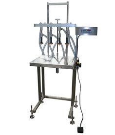 Accutek is pleased to be a leading manufacturer that manufacturers a line of filling machines. Based on the latest technology, our systems include Piston Fillers, Timed Flow Volumetric Fillers, Positive Displacement Fillers, Auger Fillers, Overflow Fillers, and Vacuum.