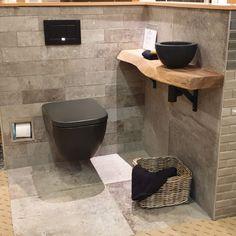 Small Bathroom Storage, Tiny House Bathroom, Bathroom Toilets, Small Bathrooms, Small Downstairs Toilet, Small Toilet, Diy Kitchen Decor, Farmhouse Kitchen Decor, Kitchen Nook