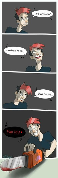 This can be yandere mark or darkiplier. Either way this is freaking amazing Pewdiepie, Markiplier Fan Art, Markiplier Memes, Mark And Ethan, Jack And Mark, Jack Septiceye, Smosh, Amazingphil, Darkiplier And Antisepticeye