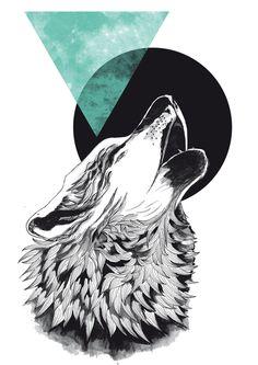 le loup, Hélena guilloteau