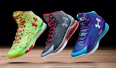 Sickest. Basketball Shoes. Ever. Stephen Curry One.