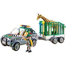 Playmobil Zoo Vehicle