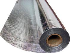 Radiant barrier, attic insulation