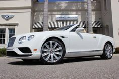 2016 Bentley Continental GT V8 at Dimmitt Automotive Group in Tampa, FL