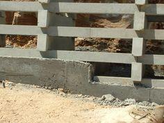 Retaining Solutions - Precast Concrete Crib Retaining Walls