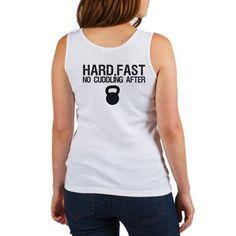 Hard. Fast. Women's Fitness Tank Top