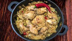 עוף יאסה הוא מן המאכלים המאפיינים ביותר של המטבח המערב אפריקאי ונחשב למאכל הלאומי של סנגל. עוף במרינדת לימון, בצל וחרדל שנמס בפה.