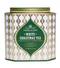 Harney and Sons White Christmas