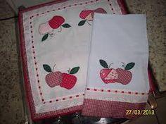 capa para tampa de fogao em tecido - Pesquisa Google