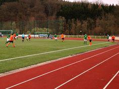 Auswärtsspiel beim TuS Oeventrop II am 14.4.2013