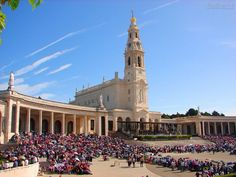 For those who like pilgrimages, this should rate high on the list. Fatima is an amazing stop on your Portuguese itinerary.  Charlotte C