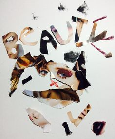 Collage beauty  #collage