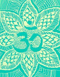 We love turquoise www.aspenyogamats.com