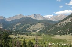 A drive through #RockyMountainNationalPark in #EstesPark #Colorado.