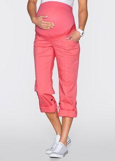 Spodnie rekreacyjne ciążowe Letnie • 119.99 zł • bonprix