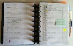 Arc It - A Blog About Staples Arc Notebooks: My Arc Notebook Arc Notebook, Planner Organization, Filofax, Notebooks, Planners, Geek Stuff, How To Plan, Scrapbooking Ideas, Art Journaling