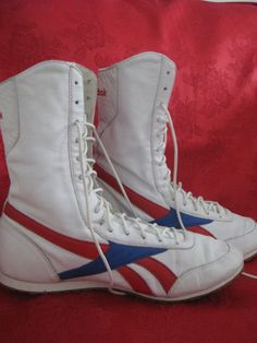 5f38f704b9e Vintage Reebok Classic Wrestling Shoes