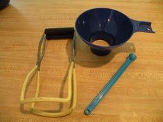 Heart, Hands, Home: canning equipment