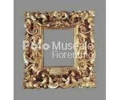 Polo Museale Fiorentino - Catalogo delle opere La cornice, per il motivo cosidetto 'a lobo d'orecchio' e le foglie accartocciate rientra nella tipologia barocca.