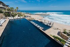 Esperanza Resort, An Auberge Resort — Photos by Victoria Belanger Oyster Hotel, Best Hotels, Luxury Hotels, Romantic Escapes, Pretty Beach, Cabo San Lucas, White Sand Beach, Riviera Maya, Resort Spa