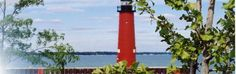 Photo op IV: Don't miss one of Kenosha's most recognized landmarks - the red Pierhead Lighthouse. FREE
