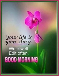 Good Morning Friends Quotes, Morning Words, Morning Prayer Quotes, Good Day Quotes, Morning Greetings Quotes, Good Morning Flowers, Good Morning Messages, Good Morning Good Night, Good Morning Wishes