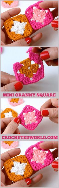 Crochet the Granny Square