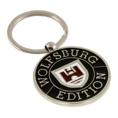 Bertone Premium Metal Keyring Car Key Chain Fob