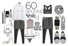 """""""Two way Outfit"""" by eliza-andreea-dinca ❤ liked on Polyvore featuring Calvin Klein Underwear, Balenciaga, Casetify, Victoria's Secret, SCENERY, Molami, Curriculum Vitae, Barneys New York, Christian Louboutin and Crystal Art"""