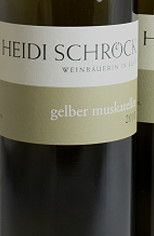 Gelber Muskateller is our favorite white wine. We will have to buy a case to take with us to the UK because there's nothing like it there.