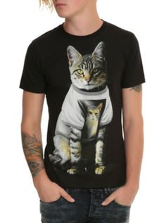 That cat is me. I am that cat.