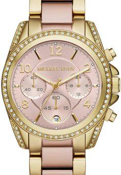 94eae1a984f6 Michael Kors Women s Blair Chronograph Watch MK6316 - In Stock