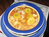 Cuban Home Cooking Keeping The Tradition Alive Sopa De Pollo De Marcia