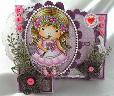 JenniferD's Blog: La-La Land Crafts - April Kit