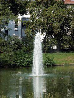 Darmstadt Herrngarten
