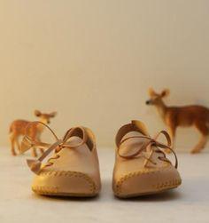 hermosos zapatos para bebé