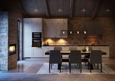 Sigdal Kjøkken - Scala Palett