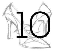 Shoes: 10