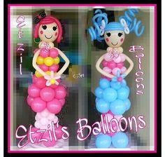 Balões Lalaloopsy