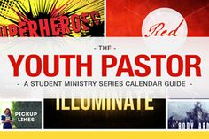 Student Ministry Series Calendar Guide