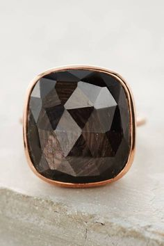 Moonshine Ring by Lulu | Pinned by topista.com
