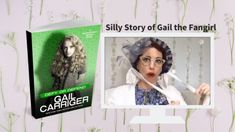Silly stories of Gail the Fangirl, Bonnets and Glue Guns, Defy or Defend (Behind the Magic Video) - Gail Carriger Etiquette And Espionage, Gail Carriger, Magic Video, Glue Guns, Velvet Lipstick, Finishing School, Book Suggestions, Book Signing, American Artists