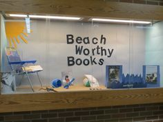 Beach Worthy Books - Real sand again - it's a pain to clean up, but worth it!