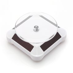 Find More Plastic Crafts Information about High quality 1pcs Solar Showcase 360 Turntable Rotating Jewelry Watch Ring Phone Stand Display fast shipping,High Quality stand products,China ring strength Suppliers, Cheap ring stand from Guangzhou Yikunze Trade Co., Ltd. on Aliexpress.com