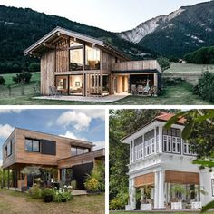 210 Idées De Maisons De Rêve En 2021 Maison Ma Maison De Rêve Maison Moderne