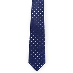 drakes_of_london_tie_blue_with_white_polka_dots_m.jpg (1200×1200)