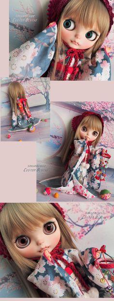 ◆ 桜苺 ◆ カスタムブライス **桜流し** - ヤフオク!