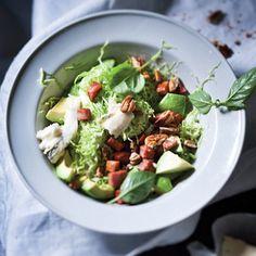 Taste Mag | Avocado coleslaw @ http://taste.co.za/recipes/avocado-coleslaw/