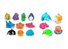 Munchkin Sea Squirts Bath Toys - 15 Pack by Munchkin. $12.50