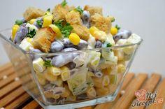 What To Cook, Salad Dressing, Good Mood, Finger Foods, Food Inspiration, Potato Salad, Salads, Food And Drink, Health Fitness